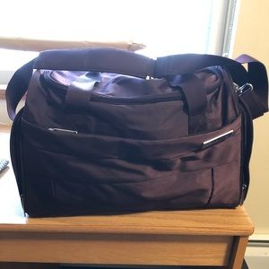 Samsonite duffel bag